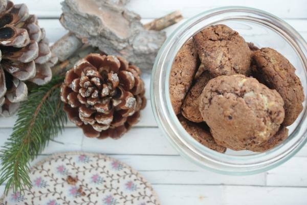 galletas navidad chocolate